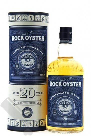Rock Oyster 20 years The Dutch Editions