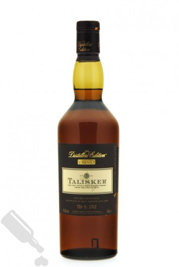 Talisker 2000 - 2011 The Distillers Edition