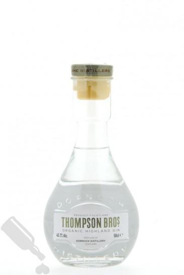 Thompson Brothers Organic Highland Gin Batch no.2 50cl