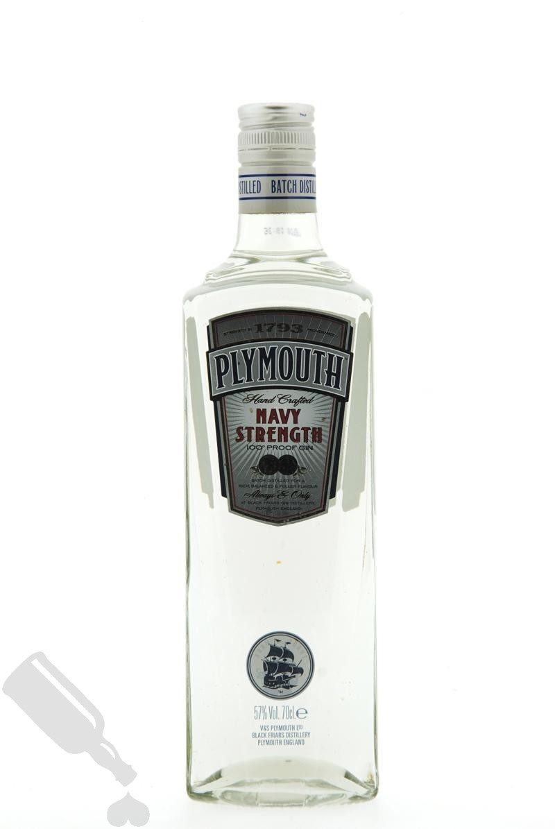 Plymouth Navy Strength 100 Proof