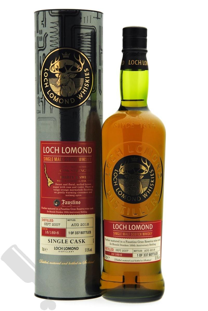 Loch Lomond 2007 - 2018 #18/189-6 Faustino I Gran Reserva Wine Cask Finish