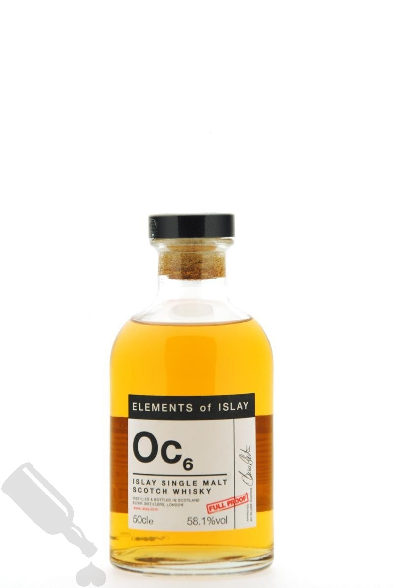 Oc6 Elements of Islay Full Proof 50cl