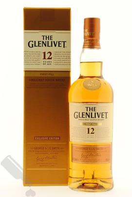 Glenlivet 12 years First Fill Exclusive Edition