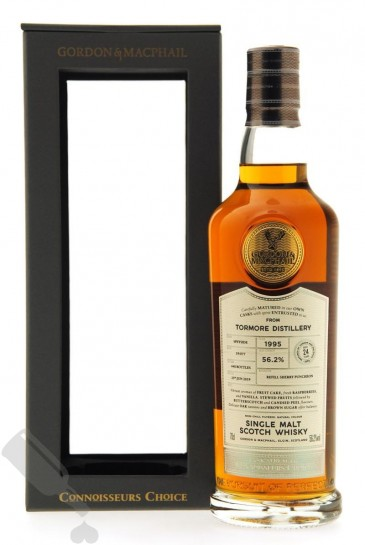 Tormore 24 years 1995 - 2019 Cask Strength