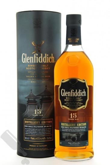 Glenfiddich 15 years Distillery Edition 100cl
