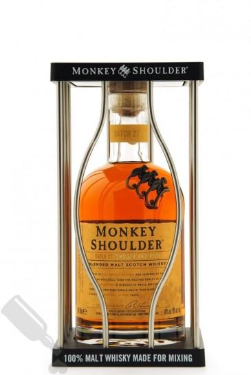 Monkey Shoulder - Giftpack Black