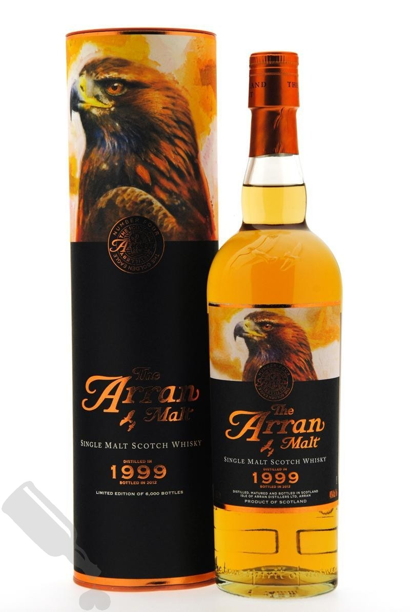 Arran 1999 - 2012 The Golden Eagle Limited Edition