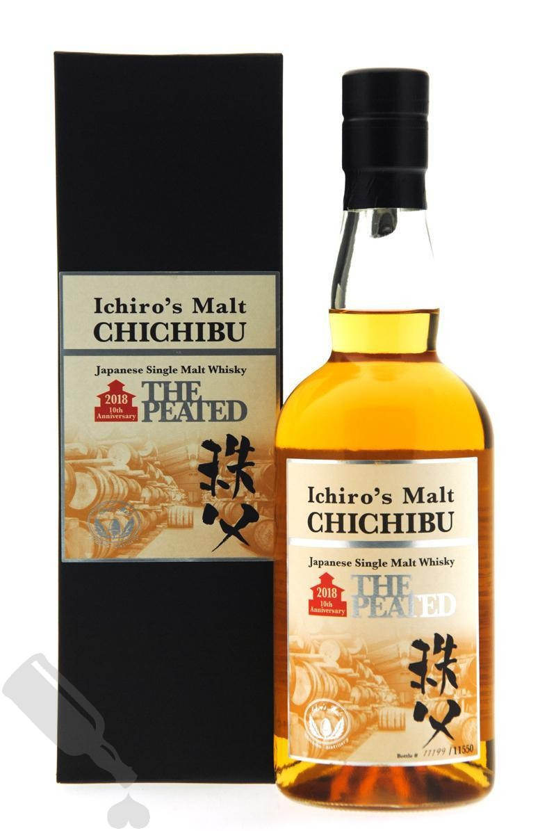 Chichibu Ichiro's Malt The Peated 10th Anniversary 2018