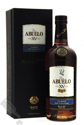 Abuelo 15 years Tawny Port Cask Finish
