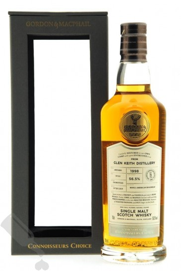 Glen Keith 21 years 1998 - 2019 Cask Strength