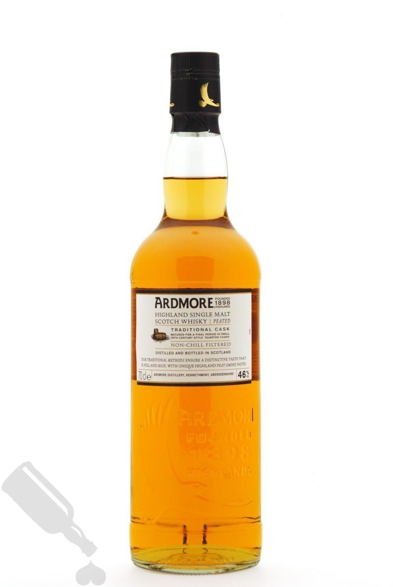 Ardmore Tradition Cask - Old Bottling