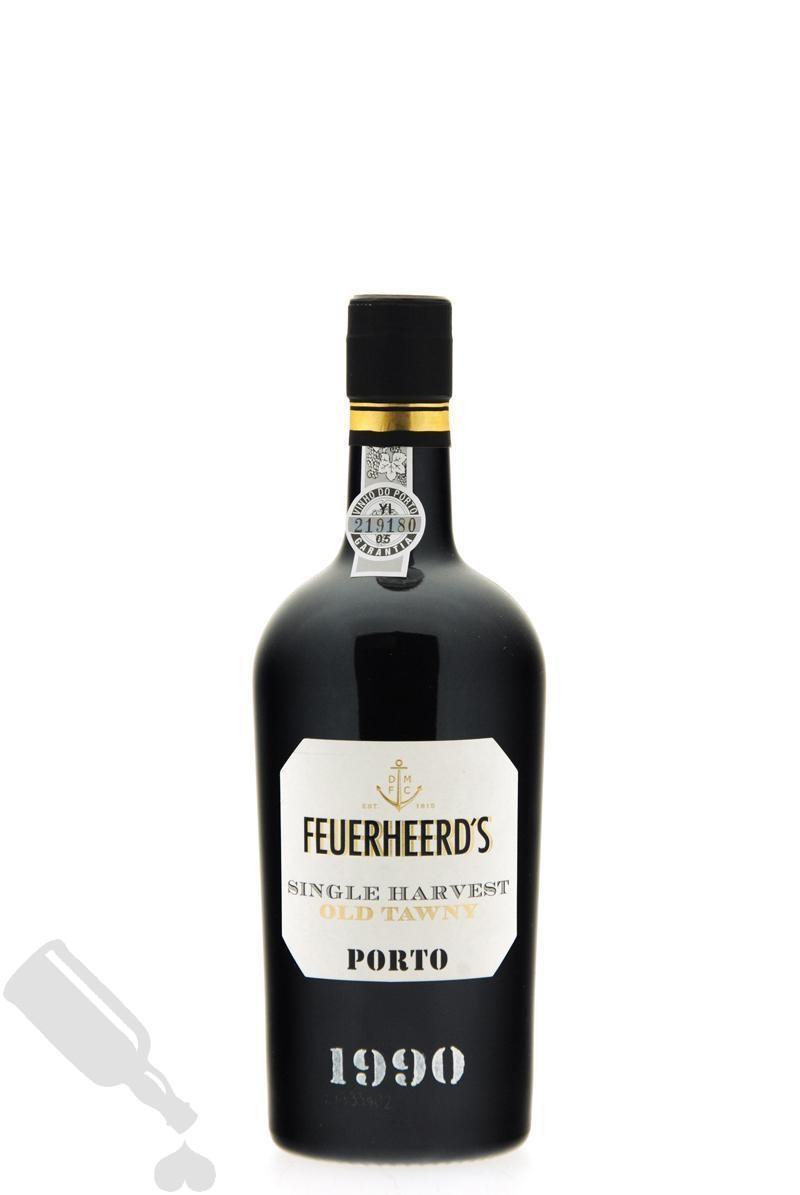 Feuerheerd's Colheita 1990 50cl
