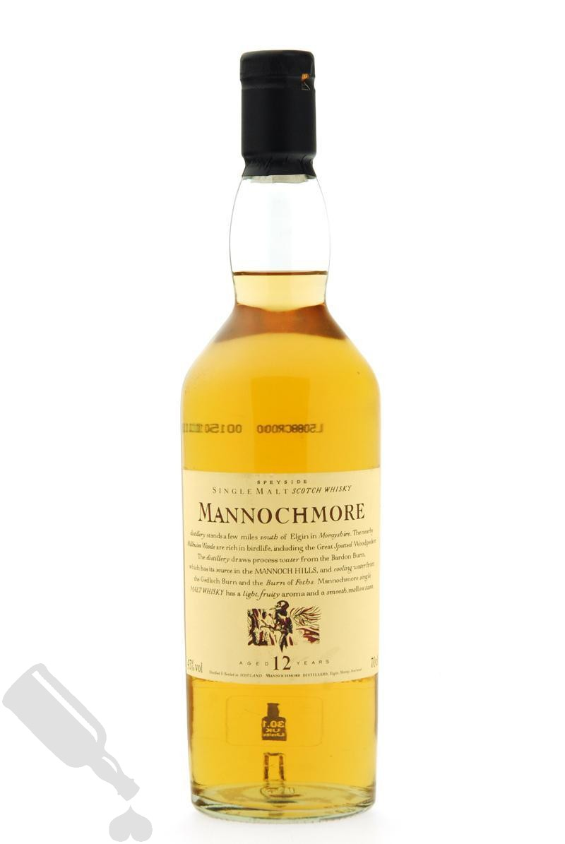Mannochmore 12 years
