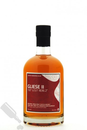 Gliese II 2008 - 2019 First Fill Madeira Wine Barrique
