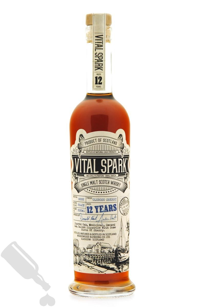 Vital Spark 12 years Batch no.2 50cl