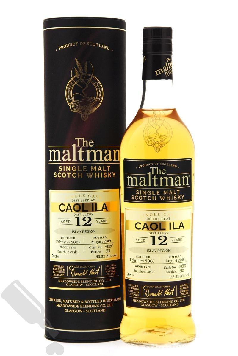 Caol Ila 12 years 2007 - 2019 #303197