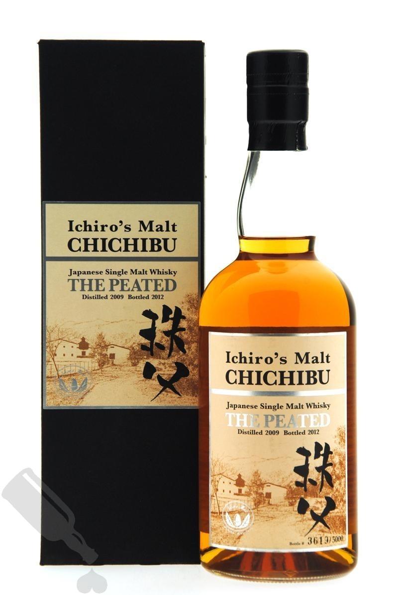 Chichibu Ichiro's Malt 2009 - 2012 The Peated