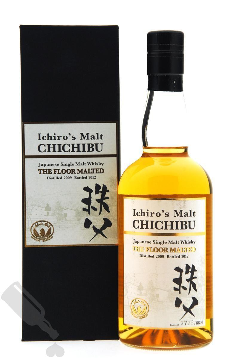 Chichibu Ichiro's Malt 2009 - 2012 The Floor Malted
