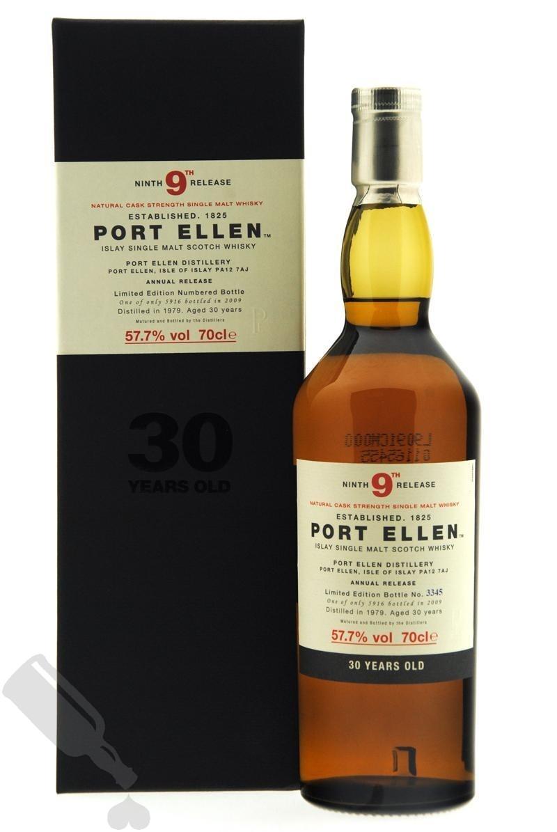 Port Ellen 30 years 1979 - 2009 9th Release