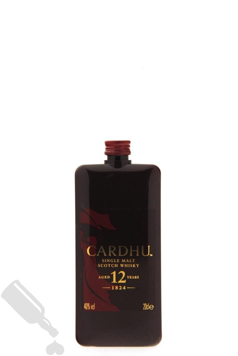 Cardhu 12 years 20cl