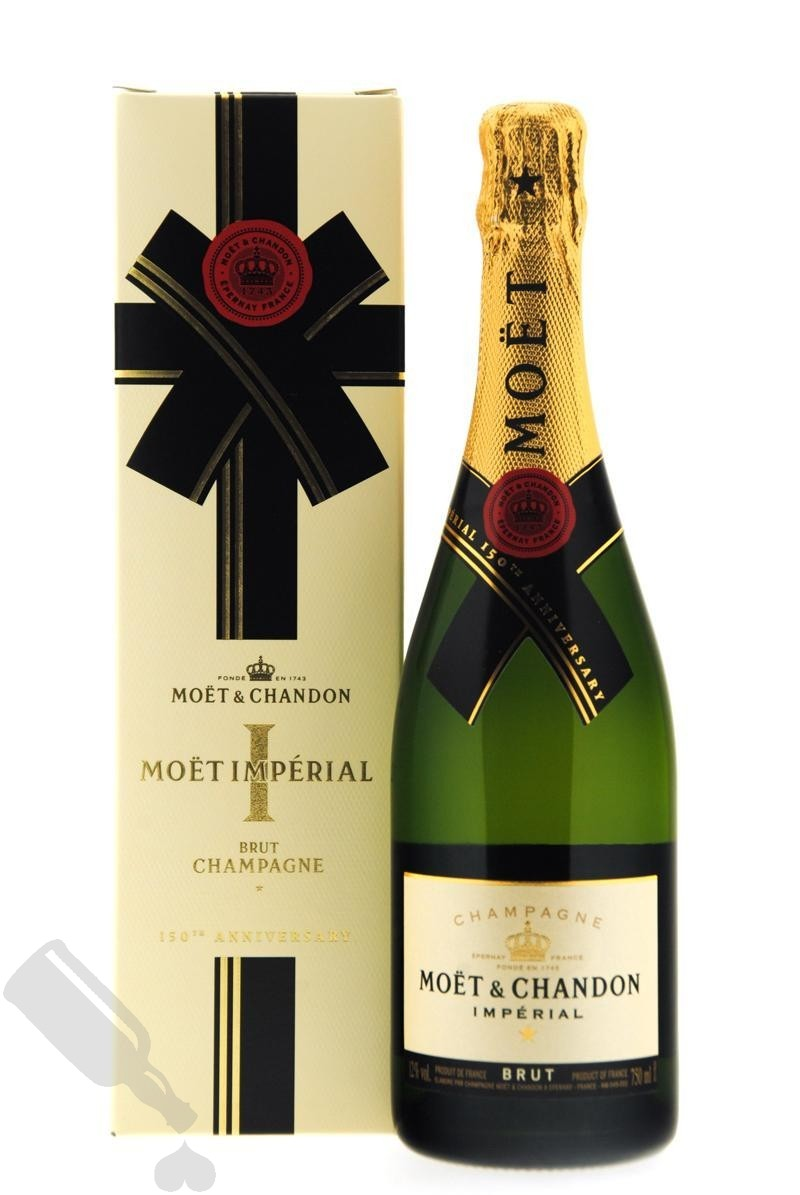 Moët & Chandon Brut Impérial 150th Anniversary Limited Edition