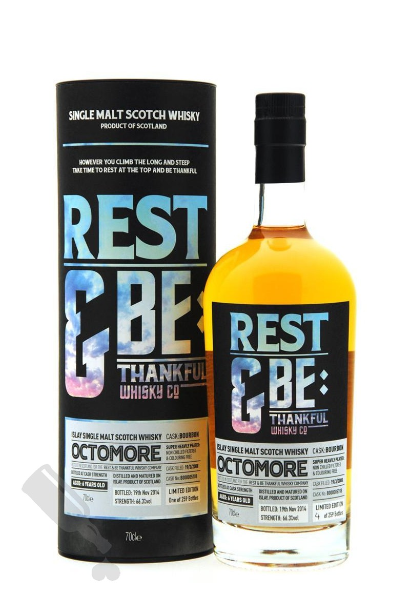 Octomore 6 years 2008 - 2014 #B000005708