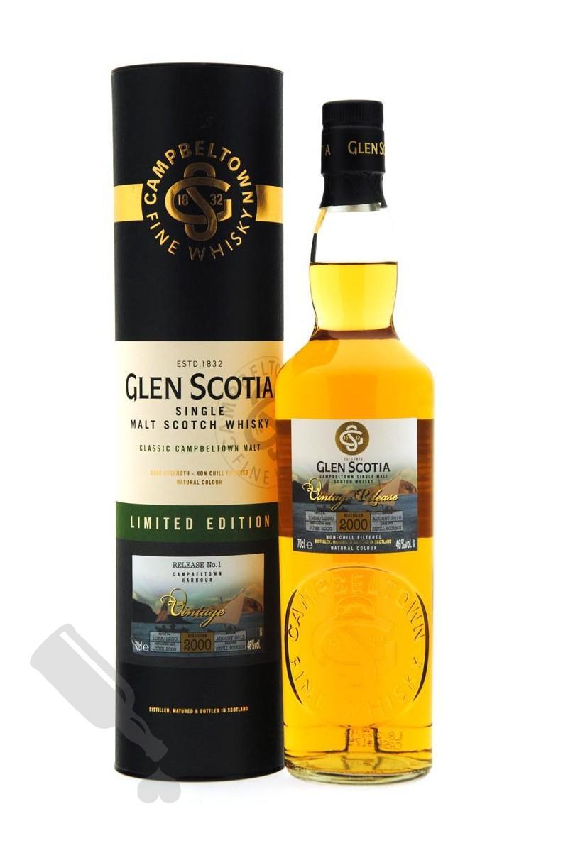 Glen Scotia 2000 - 2018 Vintage Release No. 1