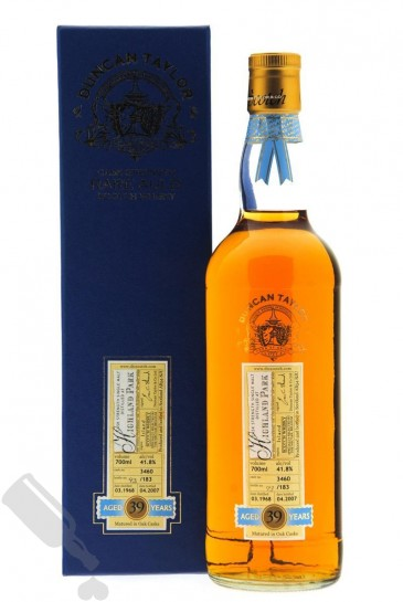 Highland Park 39 years 1968 - 2007 #3460