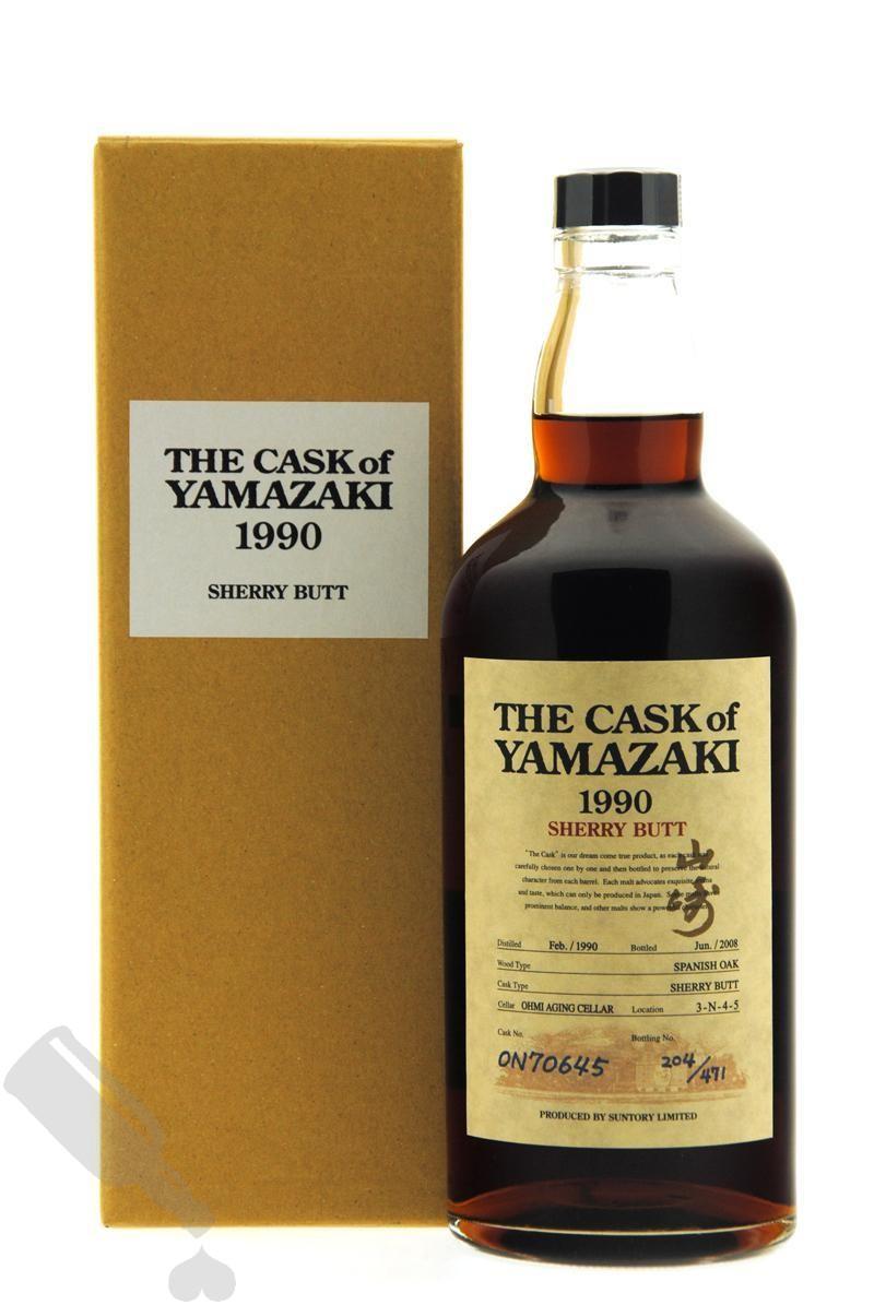 Yamazaki 1990 - 2008 #ON70645 Sherry Butt