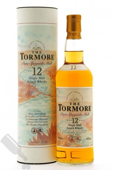 Tormore 12 years - Old Bottling