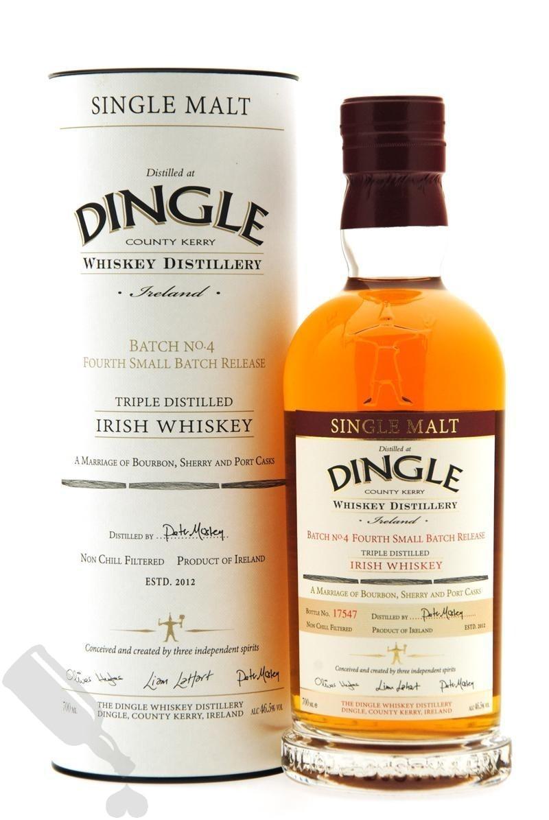 Dingle Single Malt Batch 4