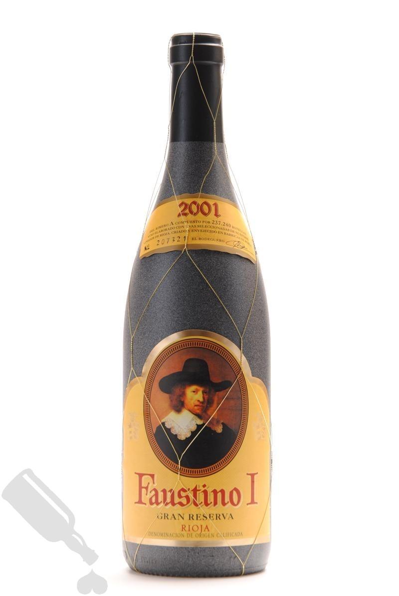 Faustino I Gran Reserva 2001