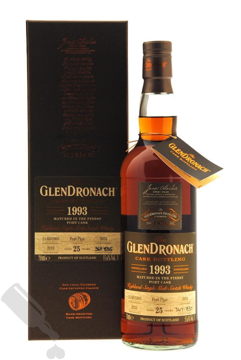 GlenDronach 25 years 1993 - 2019 #5976 Batch 17