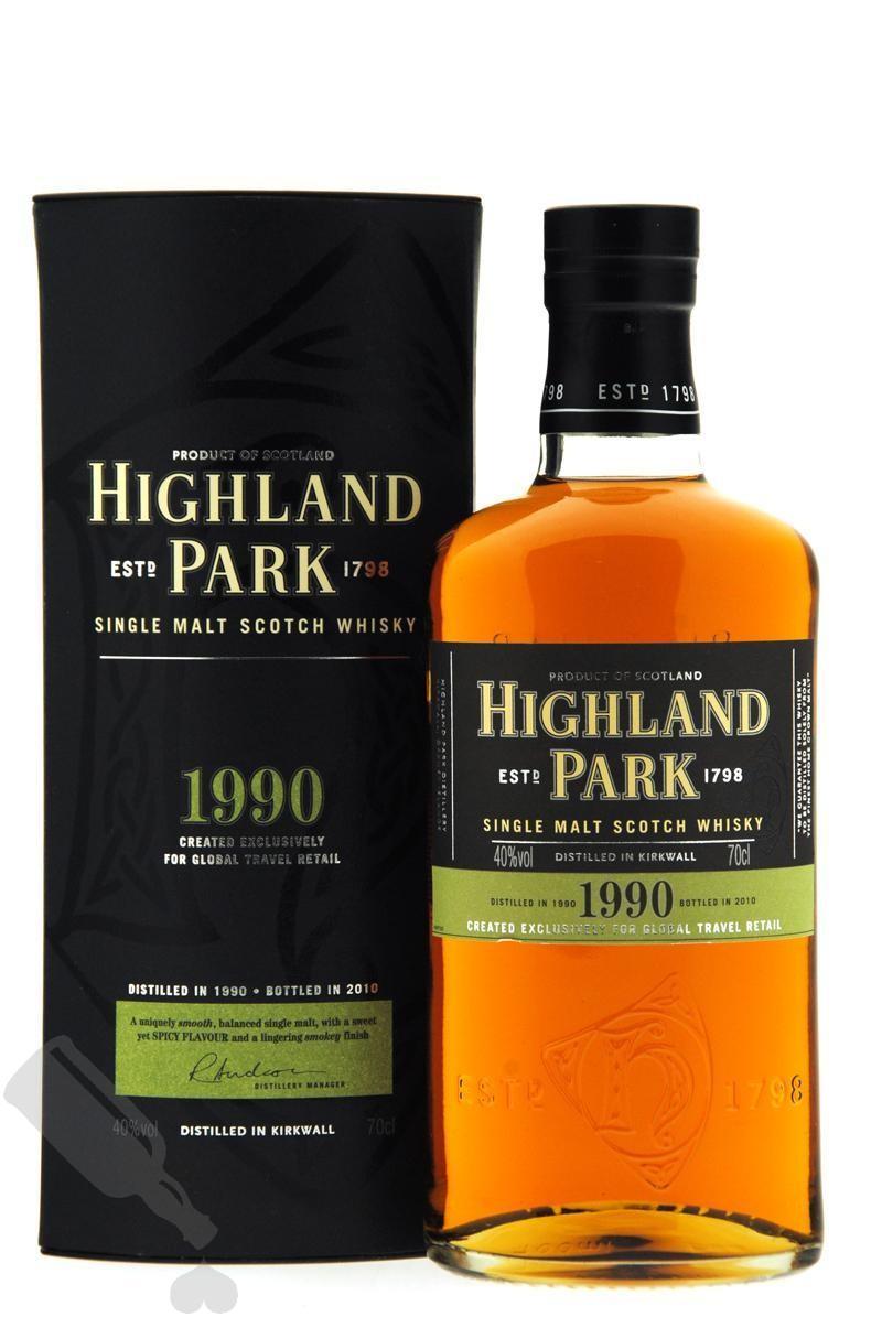 Highland Park 1990 - 2010