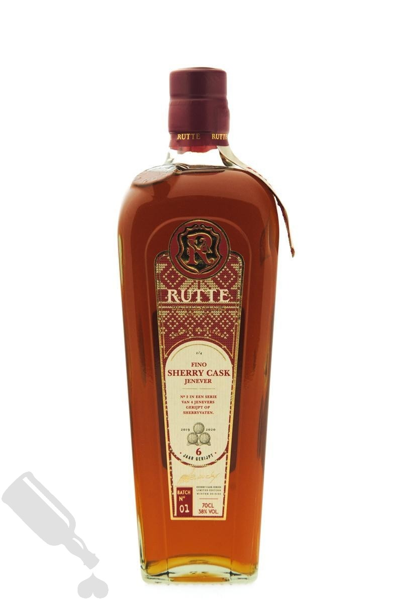 Rutte 6 years Fino Sherry Cask Jenever