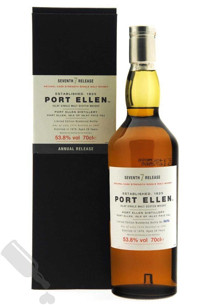 Port Ellen 28 years 1979 - 2007 7th Release
