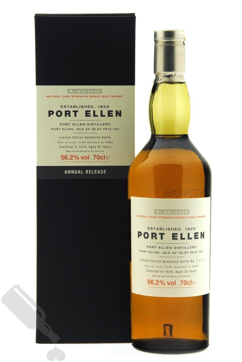 Port Ellen 25 years 1978 - 2004 4th Release