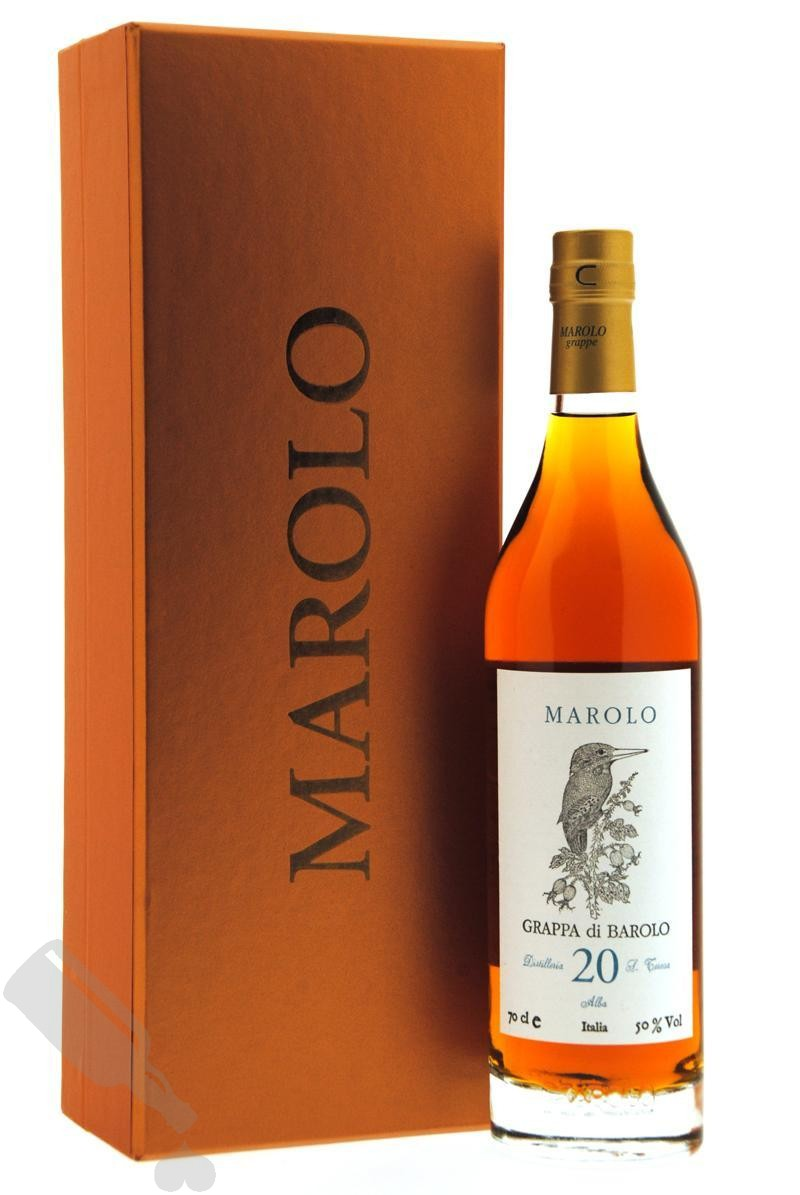 Marolo Grappi di Barolo 20 years