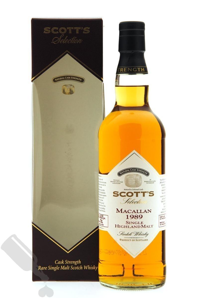 Macallan 1989 - 2007