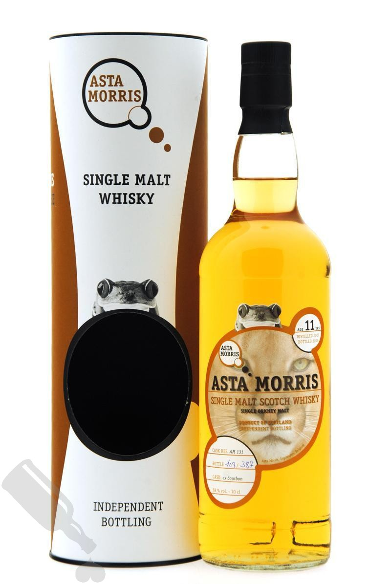 Single Orkney Malt 11 years 2007 - 2019 #AM131
