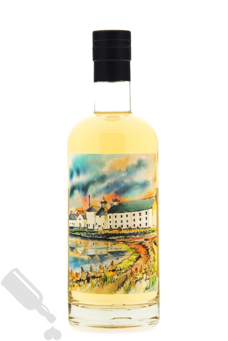 A Secret Islay Distillery 7 years 2012 - 2019
