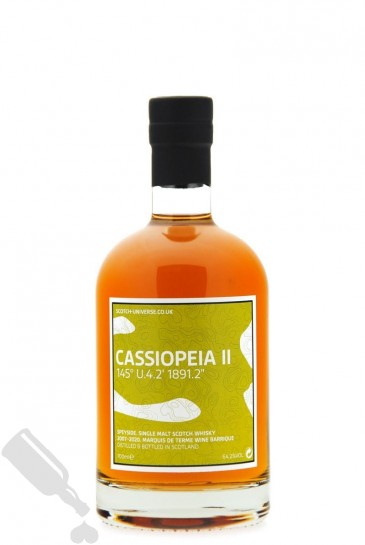 Cassiopeia II 2007 - 2020 Marquis de Terme Wine Barrique
