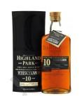 Highland Park 10 years 1999 - 2009 #5742 WhiskyLive 10th Anniversary