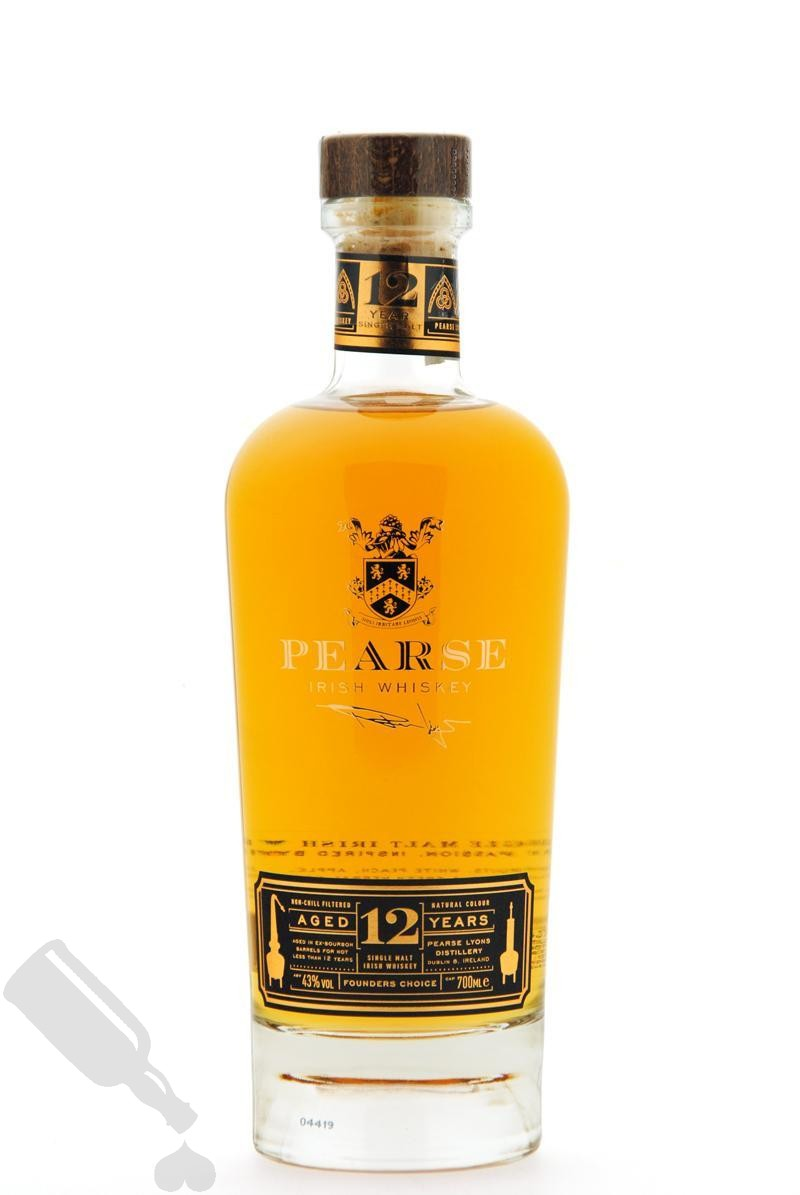 Pearse 12 years Founder's Choice