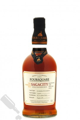 Foursquare 12 years 2019 Sagacity Exceptional Cask Selection Mark XI