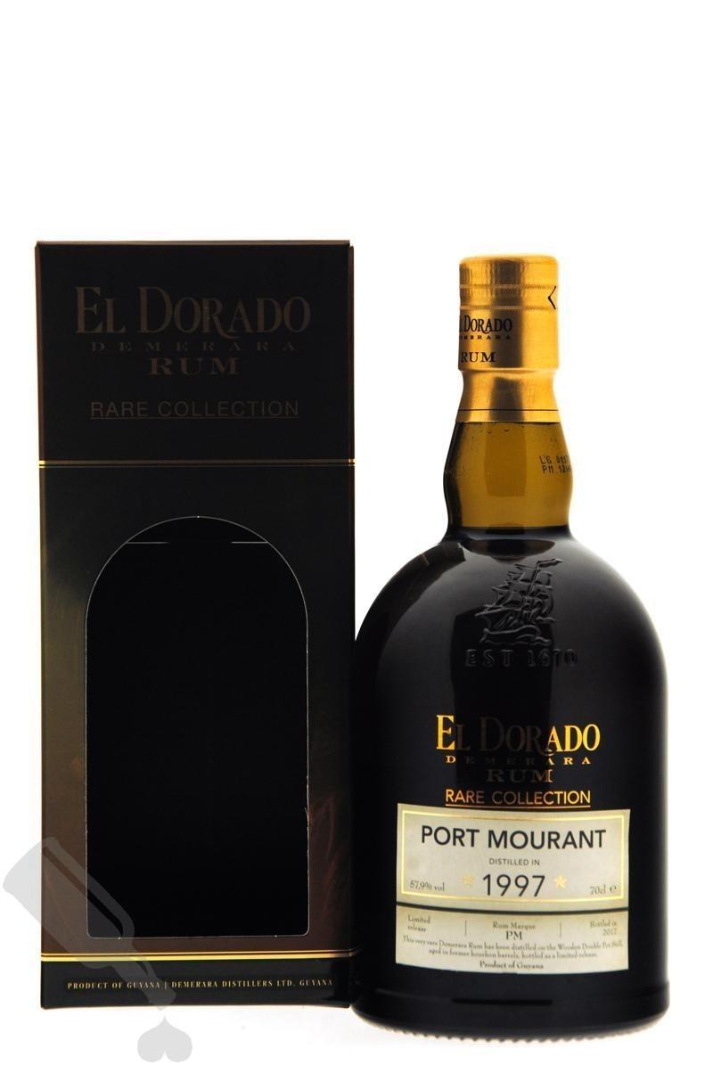 Port Mourant 20 years 1997 - 2017 El Dorado