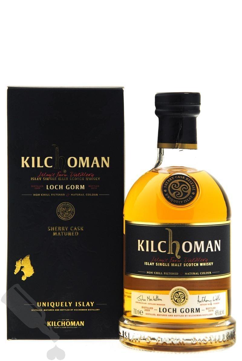 Kilchoman Loch Gorm 2009 - 2014 Sherry Cask Matured
