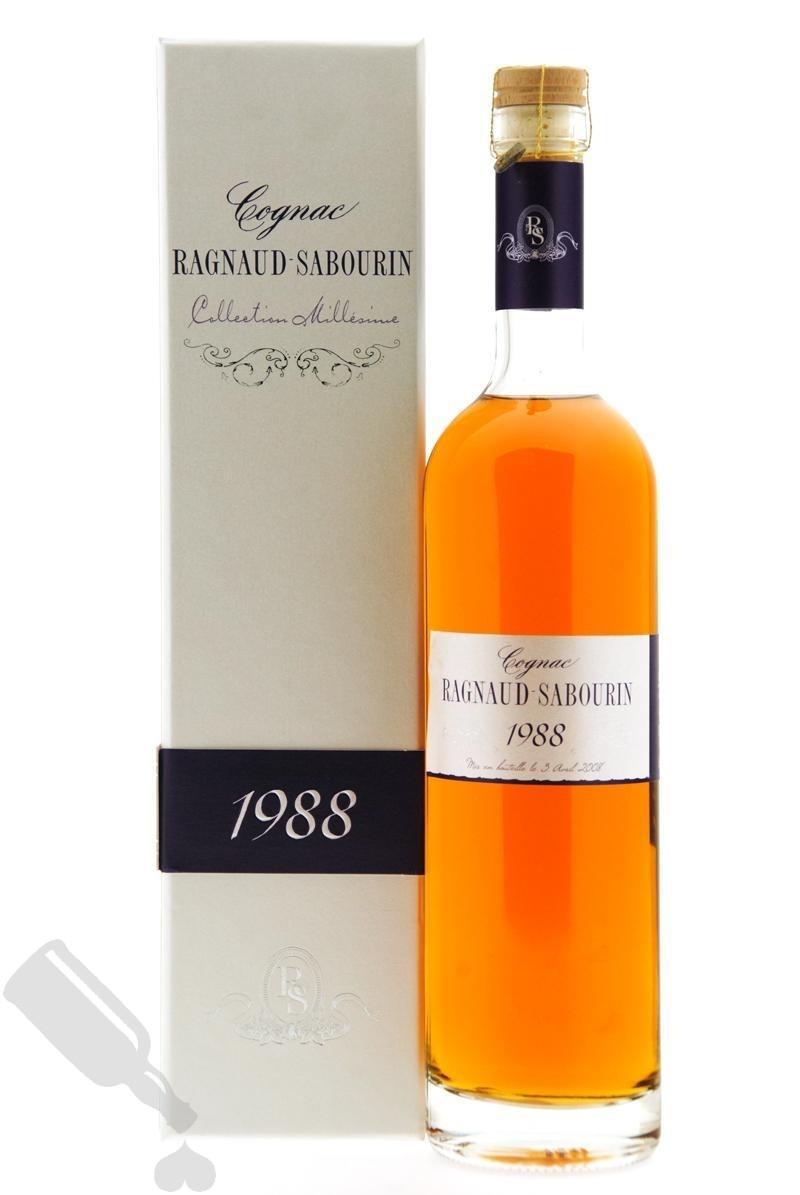 Ragnaud-Sabourin 1988
