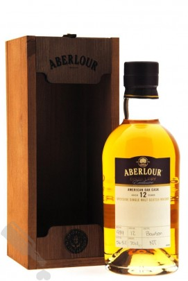 Aberlour 12 years American Oak Cask Distillery Exclusive