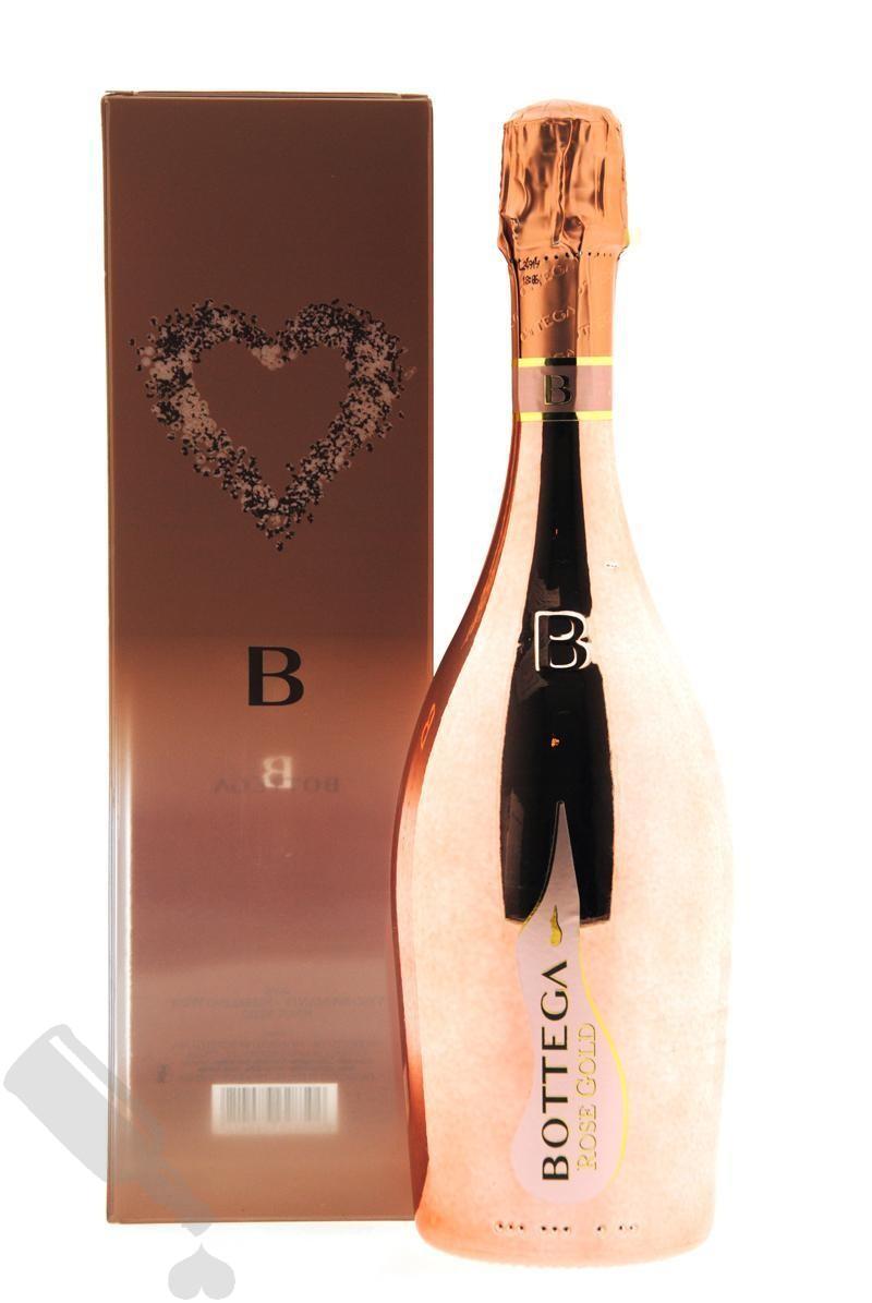 Bottega Rosé Gold Pinot Nero Vino Spumante Brut